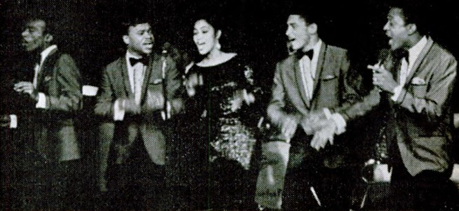 The Platters Recorded