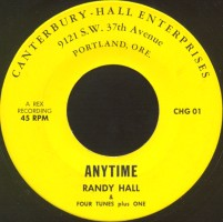 Image Of Canterbury-Hall Label