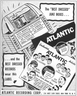 Atlantic Ad-1952