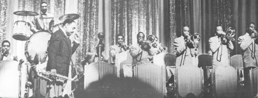 Photo Of Benny Carter And Orchestra