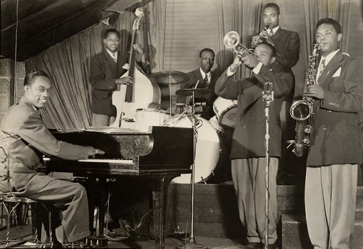 Photo Of Buddy Johnson And Band