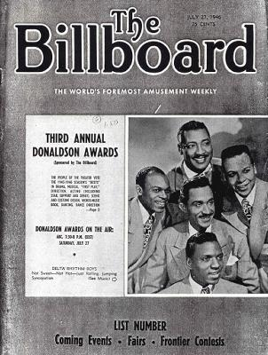Cover Of The Billboard