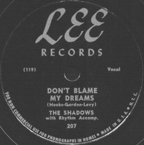 Lee Label-The Shadows-1950