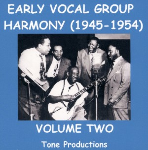 Early Vocal Group Harmony-Volume One CD