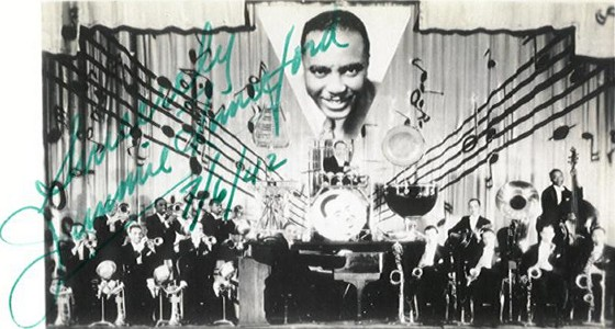 Photo Of Jimmie Lunceford And His Orchestra