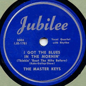 Jubilee Label-Master Keys-1949