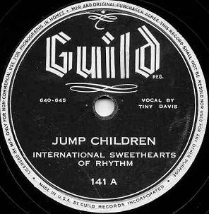 Guild Label-Jump Children-International Sweethearts Of Rhythm-1945