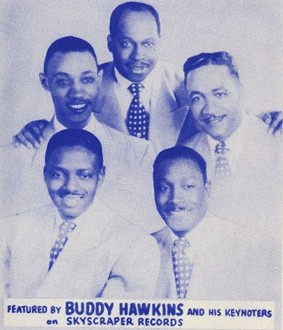 Photo Of Buddy Hawkins And His Keynoters