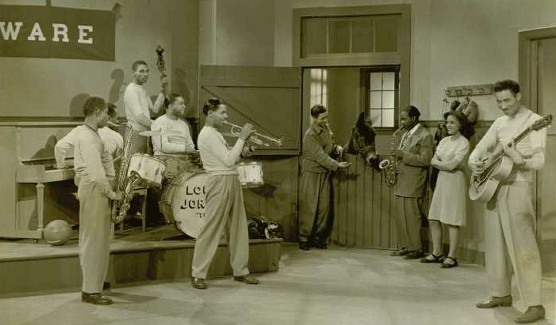 Photo Of Louis Jordan And His Tympany Five