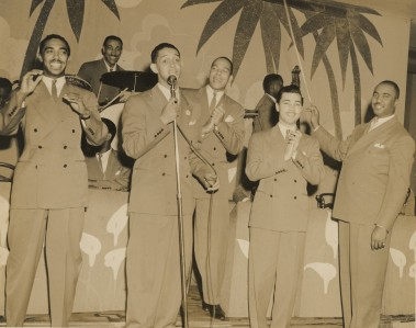 Photo of The Lunceford Quartet