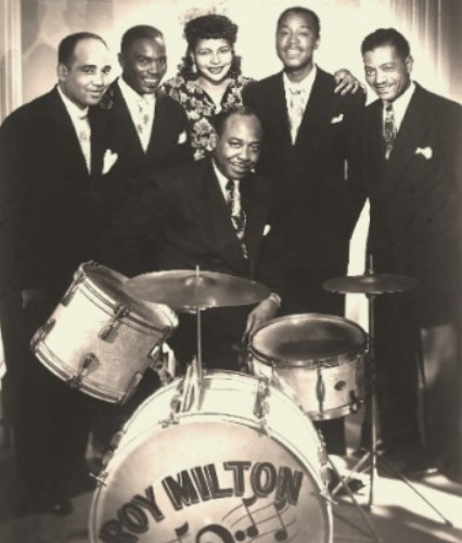 Photo Of Roy Milton And His Orchestra