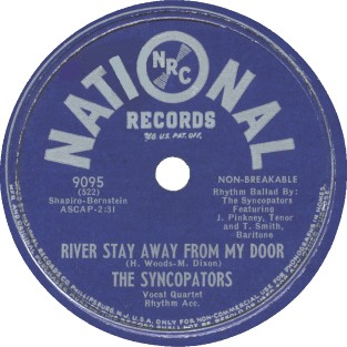 National Label-The Syncopators-1949