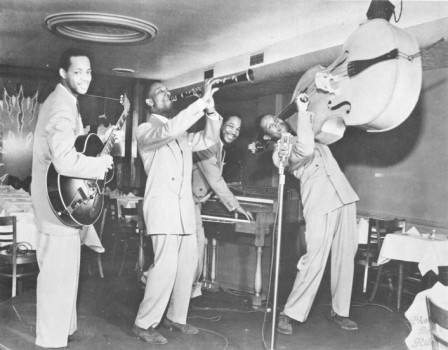 Photo Of Skeets Tolbert And His Gentlemen Of Swing