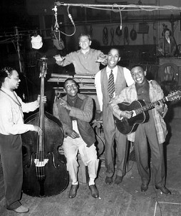 1942 Photo Of The Ink Spots