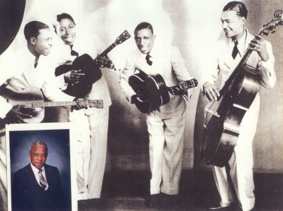 Photo of The Four Ink Spots