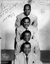 Photo of The Ink Spots (At The Allen)