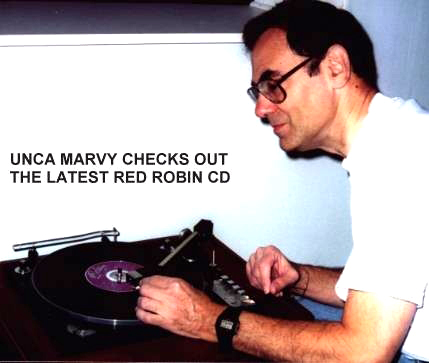 Photo of DJ Marv Goldberg