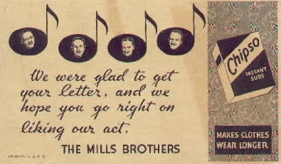 Post Card From 1932