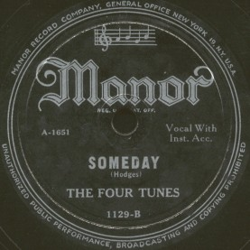 Manor Label-Someday-1948