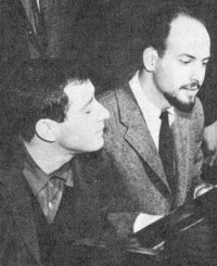 Photo Of Leiber And Stoller