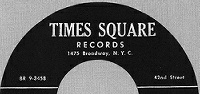 Times Square Records Radio Show-1961